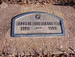 Earsie Lee Cole