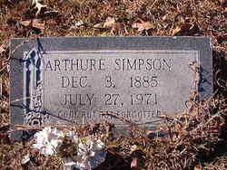 Arthure Simpson