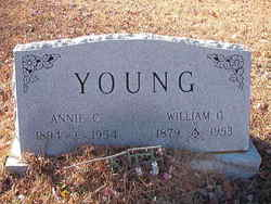 Annie C Young