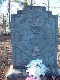 John W Toney