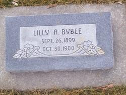 Lilly Oertel  A. Bybee