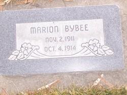 Marion Bybee