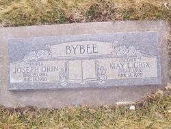 May Lawson <I>Grix</I> Bybee