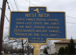 Jones Family Burial Ground