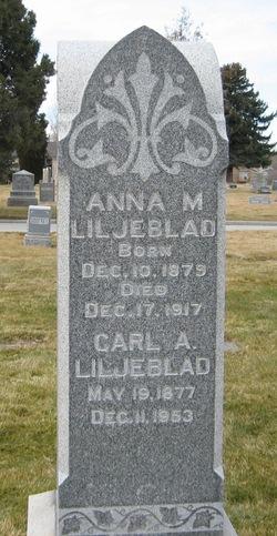 Anna Mathilda <I>Liljeblad</I> Kemp