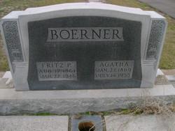 Agatha <I>Tschoepe</I> Boerner