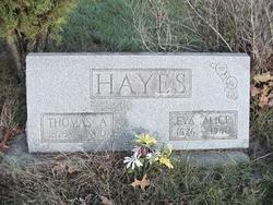 Eva Alice <I>Gasaway</I> Hayes