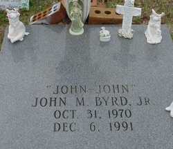 "John Malachi ""John-John"" Byrd, Jr"