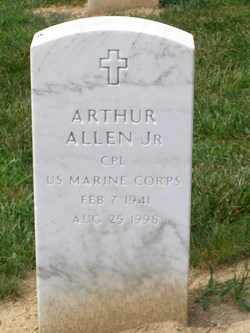 Arthur Allen, Jr