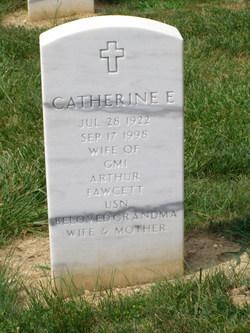 Catherine E Fawcett