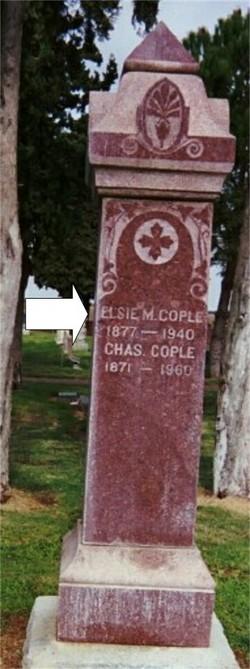 Elsie M. <I>Johnston</I> Cople