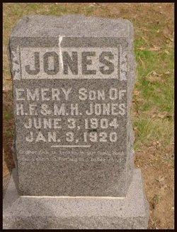 George Emery Jones