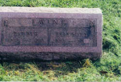 Ellenora <I>Saulsbury</I> Ewing