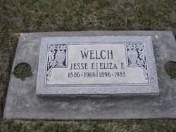 Jesse F Welch