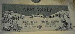 Ferrell William Abplanalp