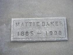 Mattie Baker