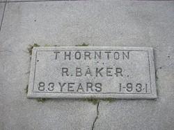 Thornton R. Baker