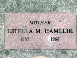 Estella May <I>White</I> Hamllik