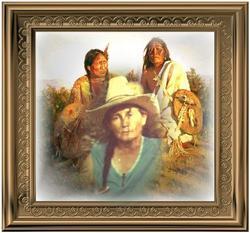 """Esther Susan """"Grannie"""" <I>Kirkbride</I> Udell"""