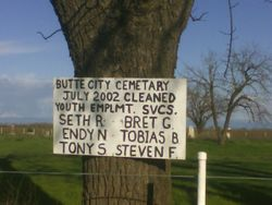 Butte City Cemetery
