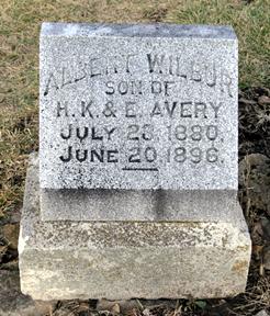 Albert Wilbur Avery