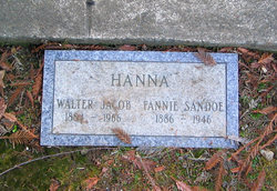 Walter Jacob Hanna