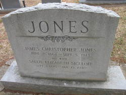 James Christopher Jones