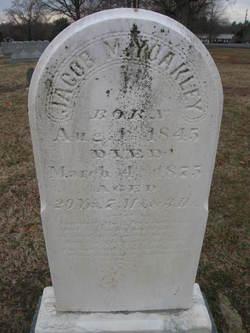 Jacob M Yokley