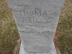 Thomas Bailey