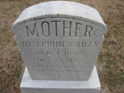 Josephine Elizabeth <I>Sink</I> Bailey