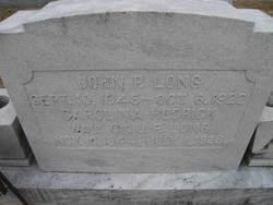 John Peter Long