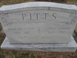 George Ransom Pitts