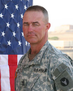 Sgt Maj Michael Charles Mettille