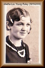 Martha Lou <I>Young</I> Ruley