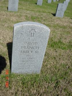 David Francis Abbey, Sr