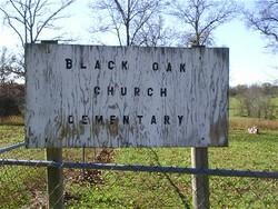 Black Oak Community Cemetery