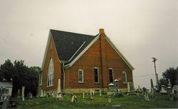 Staunton Methodist Church Cemetery