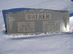 Bessie Luella <I>Brower</I> Walker