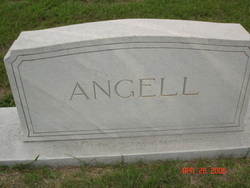Alcie <I>McClurkan</I> Angell
