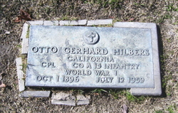 Otto Gerhard Hilbers