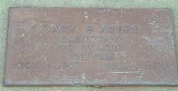 PFC Gary Bernard Avery
