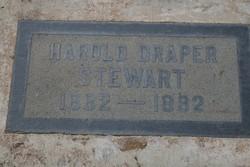 Harold Draper Stewart