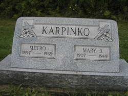 Metro Karpinko