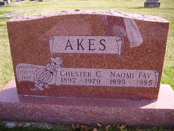 Chester C Akes