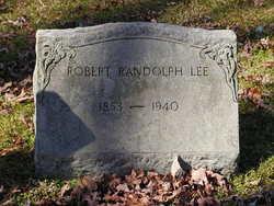 Robert Randolph Lee