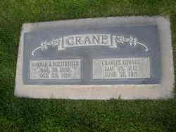 Hannah Roseanna <I>Butterfield</I> Crane