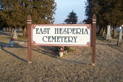 East Hesperia Cemetery