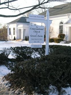 Greens Farms Church Upper Cemetery