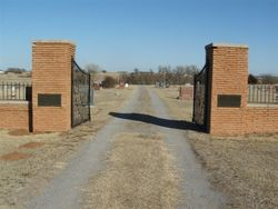North Burns Cemetery