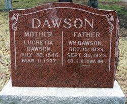 William Dawson